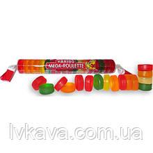 Желейные конфеты Haribo Mega-Roulette, 25 гр