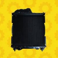 Радиатор МТЗ ( алюминий ) 4-х рядный