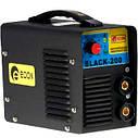 Інверторний зварювальний апарат Edon 200 Black mini, фото 2
