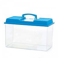 Savic (Савик) Fauna Box террариум контейнер для содержания и транспортировки рыб рептилий грызунов 10 л