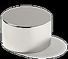 Неодимовый магнит хром 55мм/25мм (100 кг)