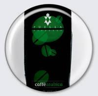 Кофе в зернах Puella Arabika