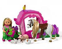 Оригинал. Детский игровой набор Ферма Еви Штеффи Simba 5733068