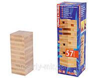 Оригинал. Развивающая настольная игра дженьга деревянная башня Simba 6125033