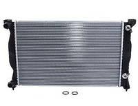 Радиатор Audi- A4 1.9TDI 1.8T 2.0FSI 02->г.Seat Exeo 632*399 АКПП 8E0121251L
