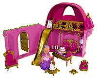 Оригинал. Игровой набор для девочек «Сказочный замок куклы Еви» Simba 5737146