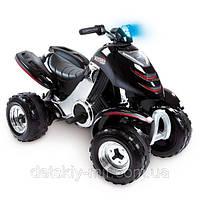 Оригинал. Электромобиль Квадрoцикл X Power Carbone Smoby 33050