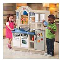 Оригинал. Интерактивная детская кухня с барбекю Little Tikes 450B