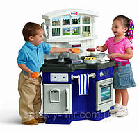 Оригинал. Интерактивная детская кухня Side By Side Little Tikes 171499