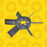 Крыльчатка вентилятора капроновая 6 лопастей МТЗ