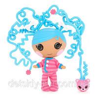 Оригинал. Кукла Малышка Снежинка Чудо Завитушки Lalaloopsy littles MGA 520276