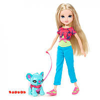 Оригинал. Кукла Moxie Эйвери с питомцем MGA Entertainment 519737
