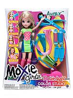 Оригинал. Кукла Эйвери Цветные Волосы Moxie MGA 519812