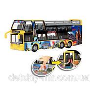 Оригинал. Машинка Aвтобус Туристический Dickie 3314322H