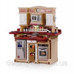 Оригинал. Интерактивная детская кухня и микроволновая печь For Party Step2 7678