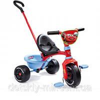Оригинал. Велосипед трехколесный металлический Be Move Car 2 Smoby 444184