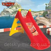 Детская Горка с водным эффектом Cars 2 XS Smoby 310146
