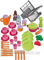 Оригинал. Игровой Набор Посуды Ecoiffier 2619