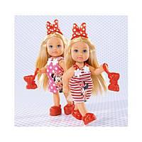 Оригинал. Кукла Evi Minnie Mouse с браслетом для девочки Simba 5747701
