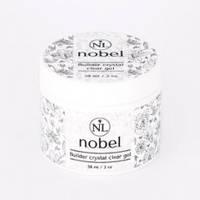 Моделирующий прозрачный гель NL n.o.b.e.l. Builder Crystal Clear gel - 50 мл