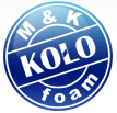Матрасы M&K foam kolo