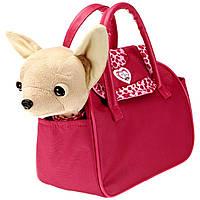 Оригинал. Интерактивная собачка Чихуахуа Шоу звезда Chi Chi Love Simba 5897617 на Польском Языке