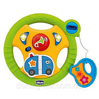 Оригинал. Интерактивный Руль на коляску Маленький водитель Chicco 70285