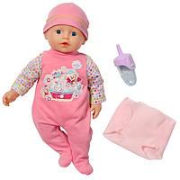 Оригинал. Пупс Bobas My Little Baby Born Zapf Creation 819722