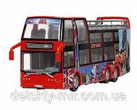 Оригинал. Машинка Aвтобус Туристический Dickie 3314322K