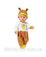 Оригинал. Костюм для куклы Животное New Born Baby Simba 5400911K