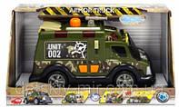 Оригинал. Машинка Военная с водяной помпой Dickie 3308364