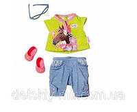 Оригинал. Набор Коллекция Балерины для куклы Baby Born Zapf Creation 819357SF