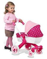 Оригинал. Коляска с люлькой для куклы Hello Kitty Smoby 511334