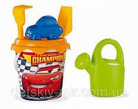 Оригинал. Игровой набор для песка Cars Smoby 40116