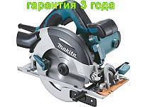 Makita HS6101 легкая и компактная пила для распиловки дерева, пластика и др