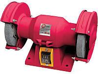 Точильный станок Intertool DT-0807 на 125 мм