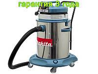 Профессиональный строительный пылесос Makita 445X на 50 литров