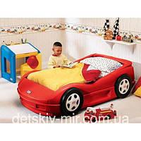 Оригинал. Кровать детская Спортивная Машина Little Tikes 170409