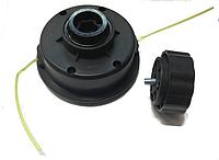 Головка косильная полуавтомат 2-х нитевая для GGP TR600, TR22
