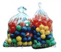 Оригинал. Мячики для Сухого Бассейна 500 шт 7 см Nova SUBA93