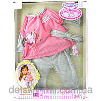 Оригинал. Костюм для Пупса my first Baby Annabell Zapf Creation 792797