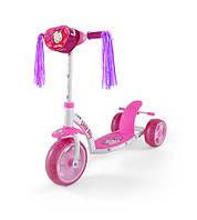 Оригинал. Самокат трехколесный Sporty New Little Kitty Milly Mally 120776