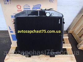 Радиатор  Паз 3205, Паз 4230  , 4-х рядный (Шадринский автоагрегатный завод, Россия)