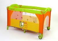 Мaнеж Кроватка детская Мишка Mirage Milly Mally 9992