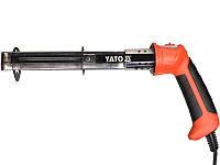 Yato YT-82190 хороший термонож для пенополистирола