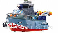 Оригинал. Игровой набор Корабль Военный с Batyskafem Dickie 3308365