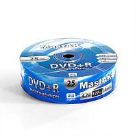 """DVD+R диск MastAK """"Limited Edition"""" ( Bulk25)"""