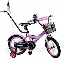 Оригинал. Велосипед двухколесный Rbike 16 дюймов Arti 116R