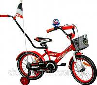 Оригинал. Велосипед двухколесный Rbike 16 дюймов Arti 116K