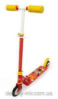 Оригинал. Самокат двухколесный Minnie Mouse Smoby 450172